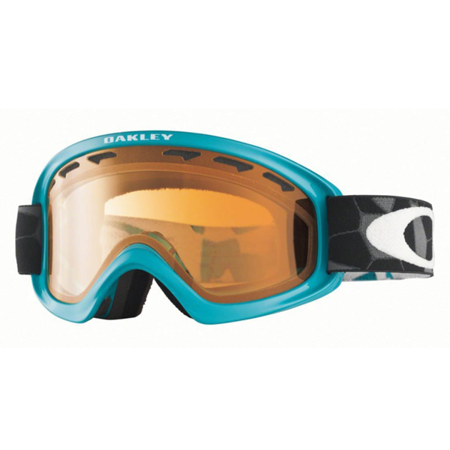 Gogle OAKLEY 02 XS Cell Blocked Teal / persimmon