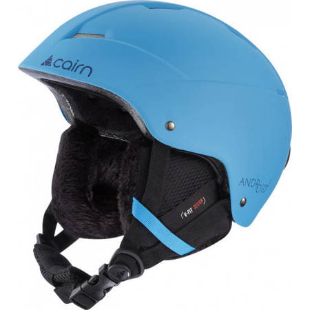 Kask narciarski CAIRN Android J mat azure 54/56