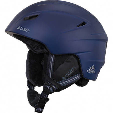 Kask narciarski CAIRN Electron mat midnight 61/62